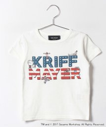 KRIFF MAYER(Kids)/セサミ半袖TEE(110〜130cm)/500323010
