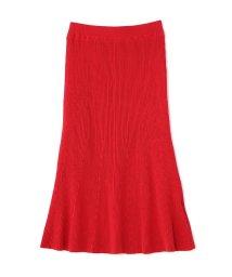 PROPORTION BODY DRESSING/《BLANCHIC》アイレットリブスカート/500340732