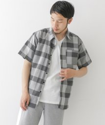 URBAN RESEARCH/【WAREHOUSE】マドラスチェック半袖シャツ/500336675