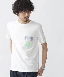 nano・universe/タイダイ染めポケットTシャツ/500337583
