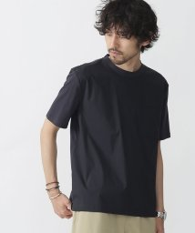 nano・universe///フロント布帛切替Tシャツ/500339099