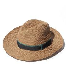 CARA O CRUZ/【VECCHI】つば広中折れ帽/10254571N