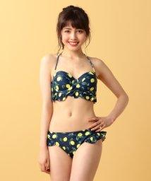 MIIA/レモン柄ビキニ/500259422