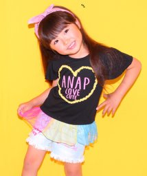 ANAP KIDS/チュール切替トップス/500341552