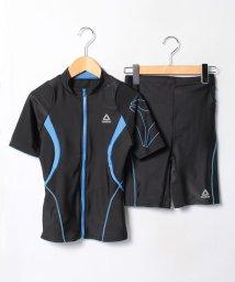 VacaSta Swimwear/【REEBOK】半袖タンキニフルジップ/500341303