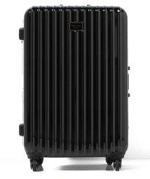 BENETTON (women)/静走ラインキャリーケース・スーツケース(L)容量約80L 静音/500341415