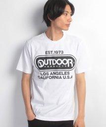 JNSJNM/【OUTDOOR PRODUCTS】オリジナルプリントTシャツ/500339101