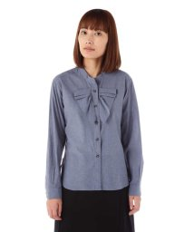 MARGARET HOWELL/FINE COTTON CHAMBRAY/500358300