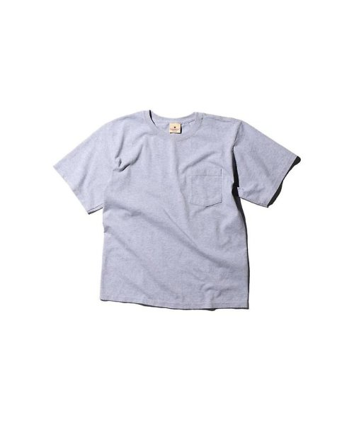ROSE BUD COUPLES(ROSE BUD COUPLES)/ポケット付き半袖Tシャツ/6037113054