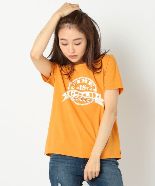 UNRELISH(アンレリッシュ)/TIME IS GOLD Tシャツ/338000006452071