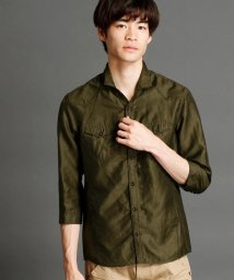 NICOLE CLUB FOR MEN/スタンドカラーシャツ/500345669