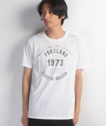 JNSJNM/【至極の逸品】OUTDOOR PRODUCTS ZERO STAIN×COOL プリントTシャツ/500350041