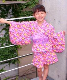 ANAP KIDS/総柄浴衣/500350206