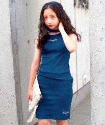 ANAP GiRL/刺繍ロゴタンクトップ+スカート SET/500352835