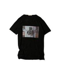 ROSE BUD/フォトプリントTシャツ/500365982