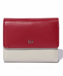 SLY/【SLY】三つ折り財布/500350576