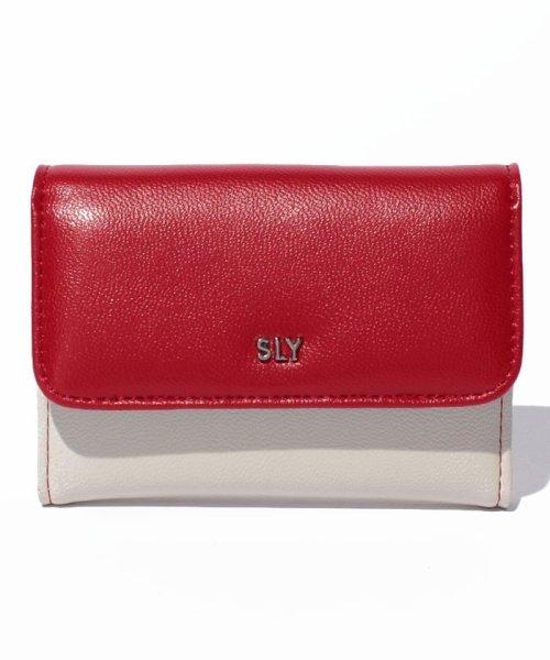 SLY(BAG)(スライ(バッグ))/【SLY】カードケース/S09806208