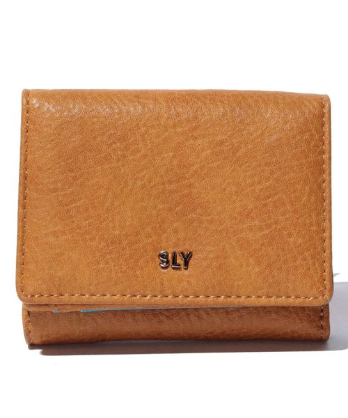 SLY(BAG)(スライ(バッグ))/【SLY】三つ折り財布/S09811208