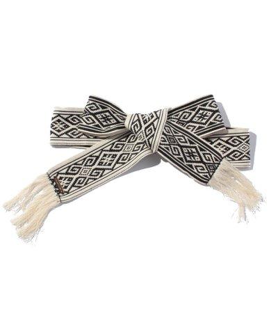 <マガシーク>【ROPE'(ロペ)】【otonaMUSE10月号掲載】刺繍ベルト