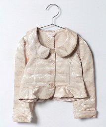 ShirleyTemple/ジャガードジャケット(110〜130cm)/500362015