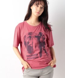 E hyphen world gallery/Michael Jackson プリントTシャツ/500369646
