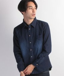 JNSJNM/【FORT POINT】デニムレギュラーシャツ/500353011