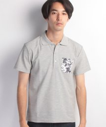 JNSJNM/【OUTDOOR PRODUCTS】ZERO STAIN ポケットポロシャツ/500355296