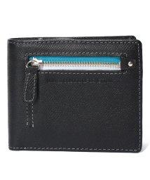 BENETTON (mens)/配色ファスナー2札入れ財布/500366562