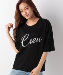 Doux archives /CrewプリントT/500372758