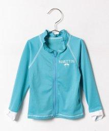 BENETTON (UNITED COLORS OF BENETTON GIRLS)/ベネトンキッズガールズカラーラッシュガード/500372888
