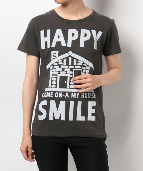 GooTee(グーティー)/HAPPY SMILE/GTSST420