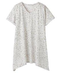 Ranan/レディゆるシルエットTシャツ/500369450