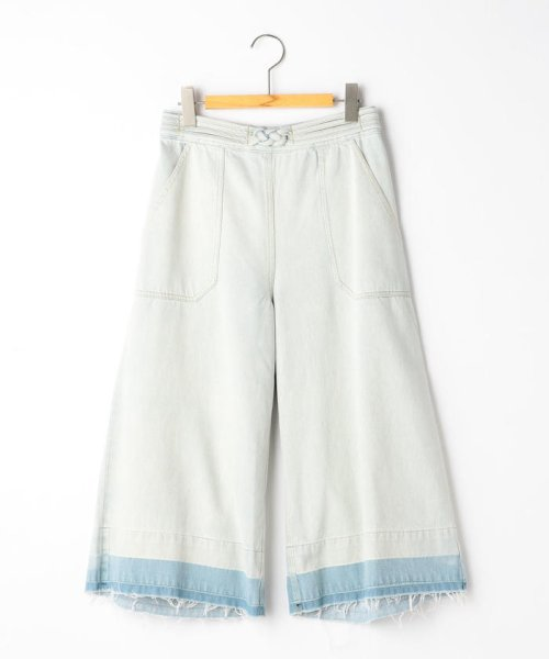 NOLLEY'S(ノーリーズ)/S 【Sea New York/シー ニューヨーク】 Washed out Culottes (SS16-52)/60206109002