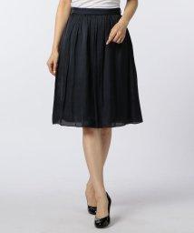NOLLEY'S/ヴィンテージサテンギャザースカート/500383563