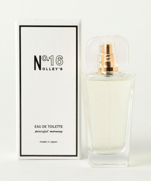 NOLLEY'S(ノーリーズ)/【No.16 NOLLEY'S/シックスティーン ノーリーズ】 Peaceful Morning <オードトワレ> 50mL/NH615001