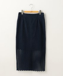 NOLLEY'S/S 【Sea New York/シーニューヨーク】 Hole Punch Skirt/500383815