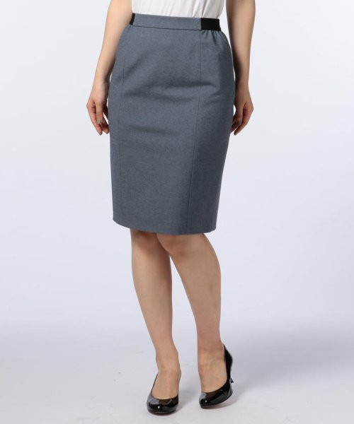 NOLLEY'S sophi(ノーリーズソフィー)/モックロディタイトスカート/MA606001
