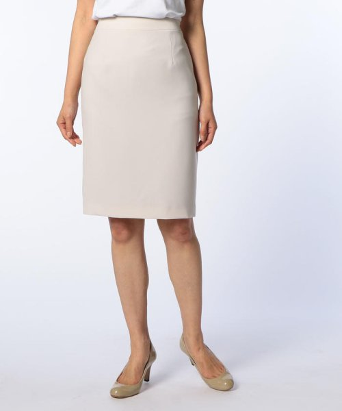 NOLLEY'S sophi(ノーリーズソフィー)/[新色追加]バックサテンタイトスカート/MA706001