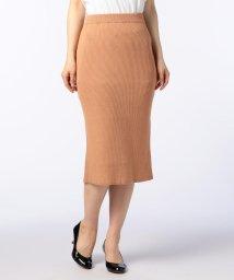 NOLLEY'S sophi/リブタイトスカート/500384570