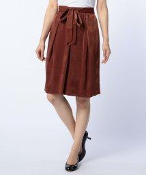 NOLLEY'S sophi/ピーチサテンスカート/500384667