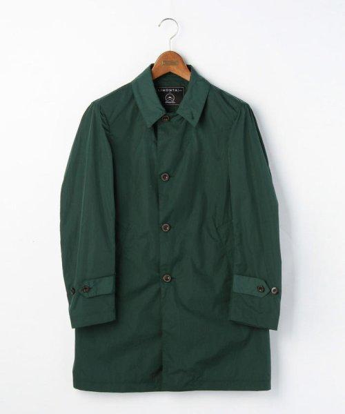 NOLLEY'S goodman(ノーリーズグッドマン)/LIMONTA×KOMATSU ナイロンタフタステンカラーコート/GF658012