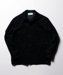 NOLLEY'S goodman/別珍ストレッチC.P.Oシャツ/500385018