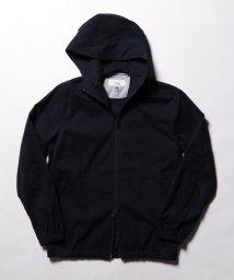NOLLEY'S goodman/COOL MAX シアサッカーフ―ドブルゾン/500385074