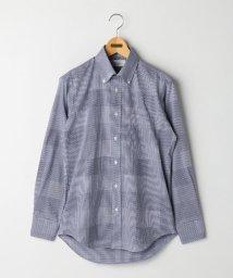 NOLLEY'S goodman/パッチワーク ボタンダウンシャツ/500385085