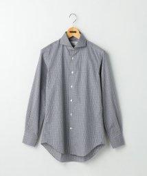NOLLEY'S goodman/100/2 ノンプレスワイドカラーシャツ/500385238