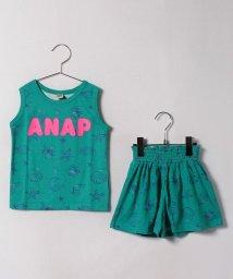 ANAP KIDS/グラデーションシェル総柄 SET UP/500378818