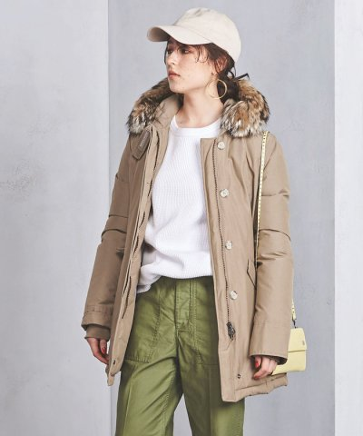 【UNITED ARROWS(ユナイテッドアローズ)】<WOOLRICH(ウールリッチ)>ARCTIC PARKA†