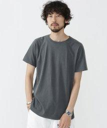nano・universe/ピグメントトールTシャツ/500378762