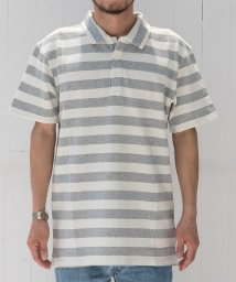 LEVI'S MEN/RICHMOND POLO BIRDSEYE STRIPE MARSHMALLO/500380377