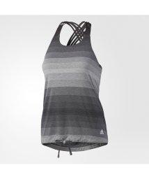adidas/アディダス/レディス/W ヨガカップ付グラデーションタンク/500392314